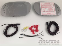 Muth Mirror Systems - Ford Crown Victoria Signal Mirrors