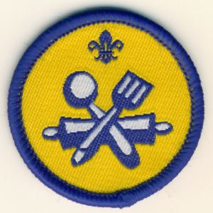 105805-Beaver-Scout-Cook-Badge-1