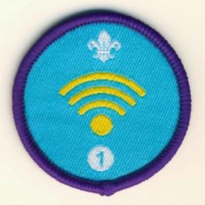 106227 Digital Citizen Stage 1 Badge