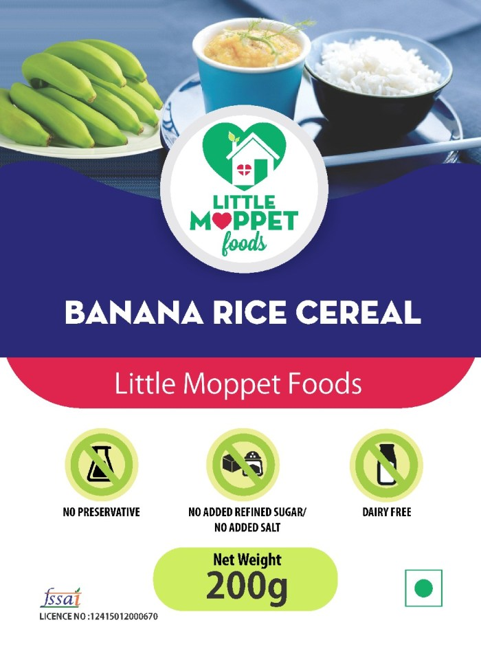 Banana Rice Cereal