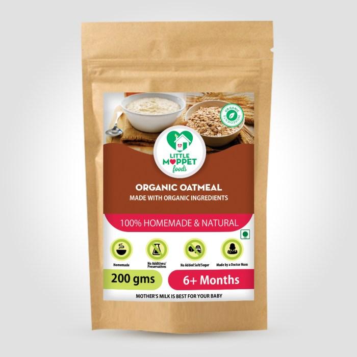 Organic Oatmeal