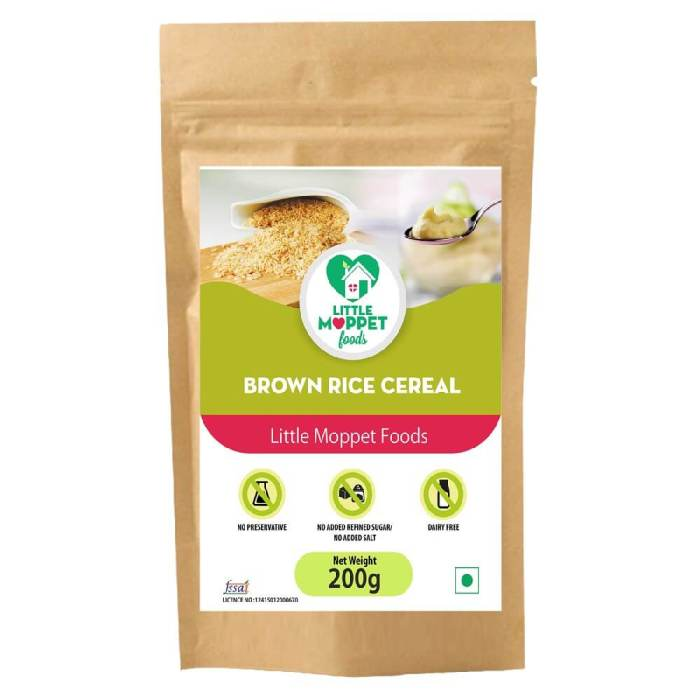 Brown Rice Cereal