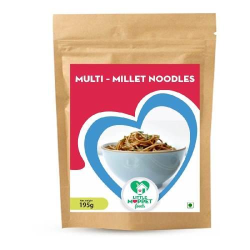 Multimillet Noodles