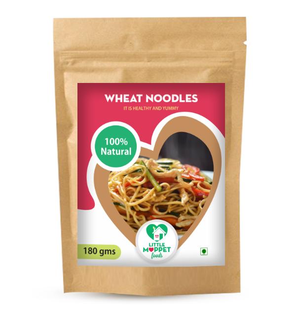 Natural Wheat Noodles
