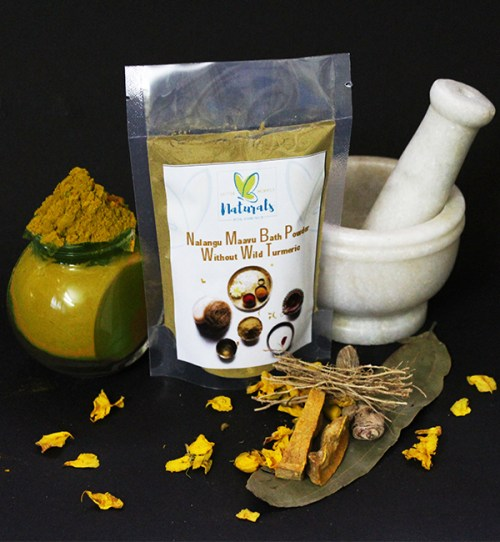 Ayurvedic Herbal Bath Powder for Boys