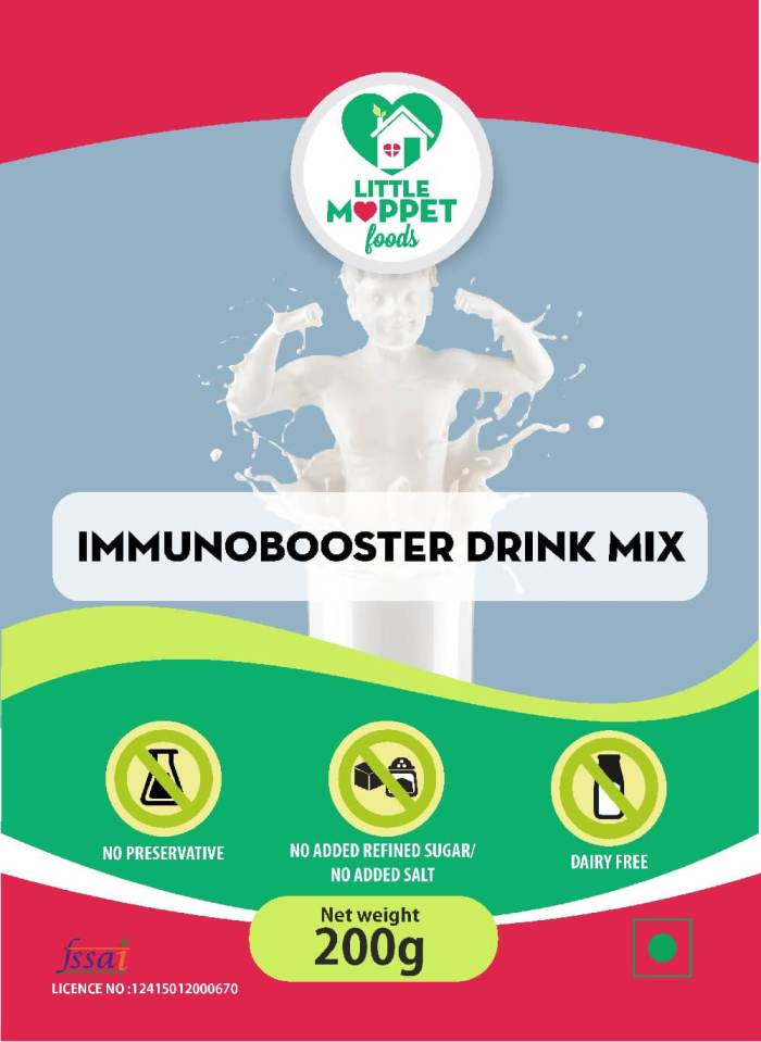 Immunobooster Drink Mix for Kids and Adults [200g]