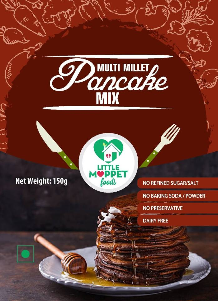 Multimillet Pancake