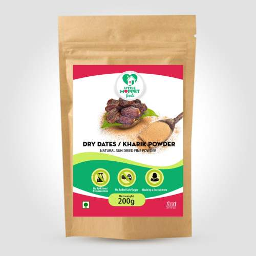 Dried Dates powder