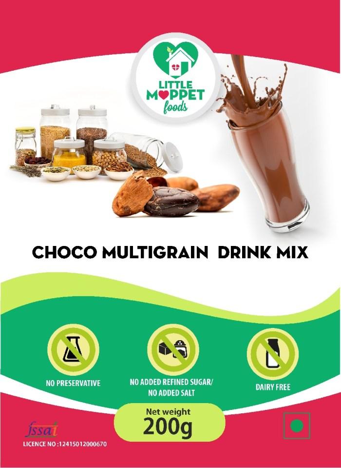 Choco Multigrain Drink Mix