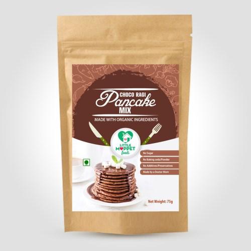 Choco Ragi Pancake mix