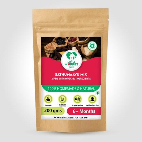 Sathumaavu health Mix for babies