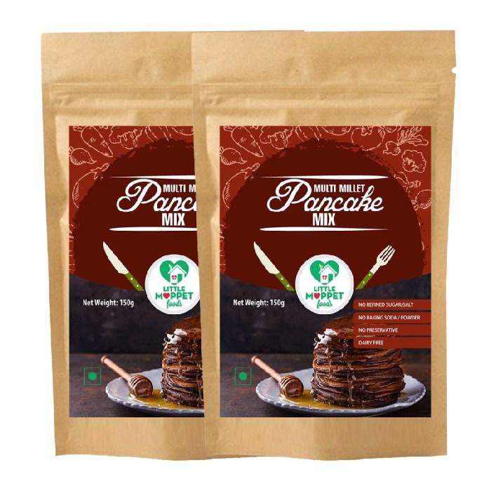 Multi Millet Pancake Mix Super Saver Pack