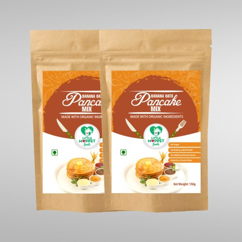 Banana Oats Pancake Mix Super Saver Pack