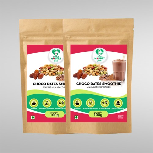 Choco Dates Smoothie Super Saver Pack
