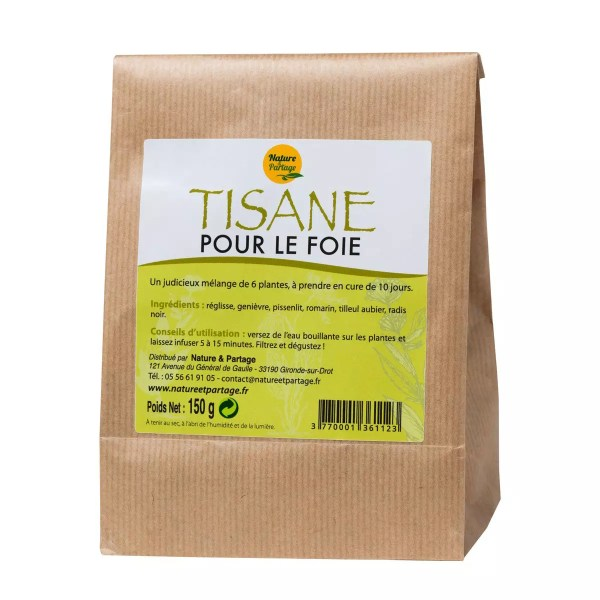 Herbal tea for the liver 150g