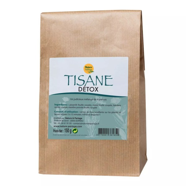 herbal tea detox 150g