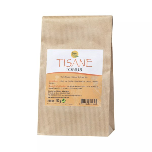 tisane tonus