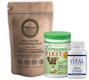 Detox supplement bundle