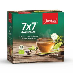49 Kräuter Basentee