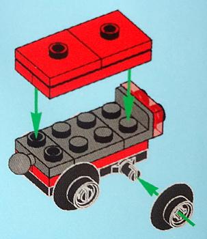 LEGO 60099-16