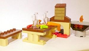LEGO 60024-3+8+9+10+12