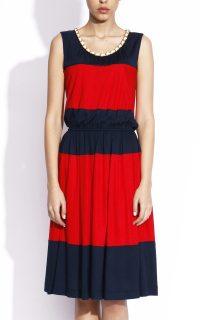 Medium length casual dress   RZ6815   NISSA