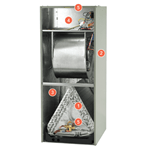 Furnace and Air Handler Parts Page 1 - O'Connor Company Inc.