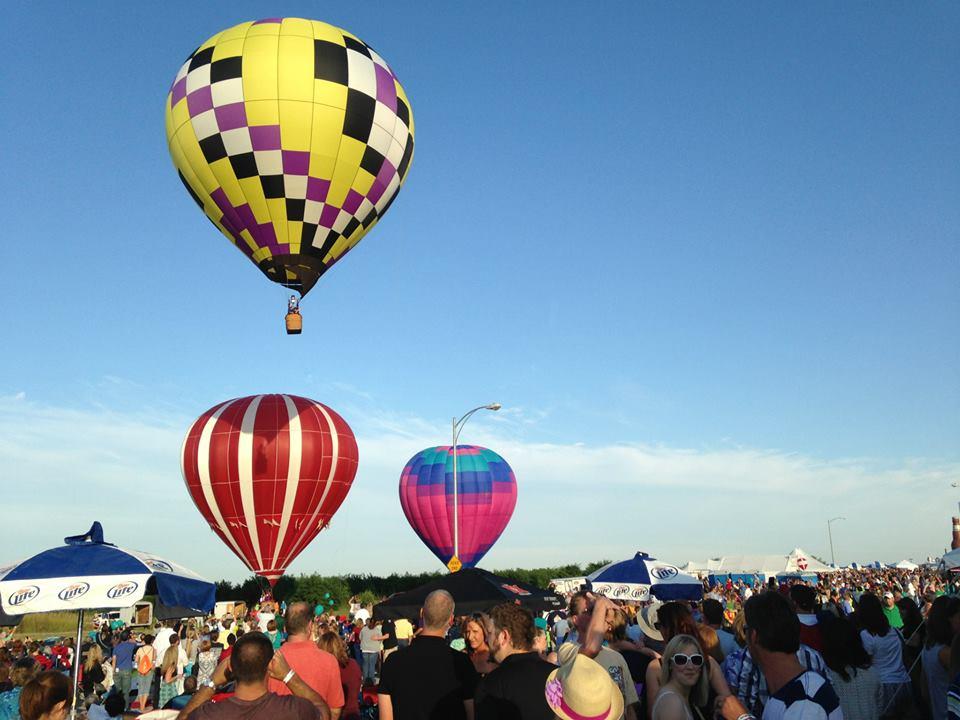 Nebraska Balloon and Wine Festival