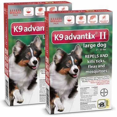 Advantix II RED