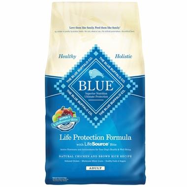 Blue Buffalo Chicken & Brown Rice