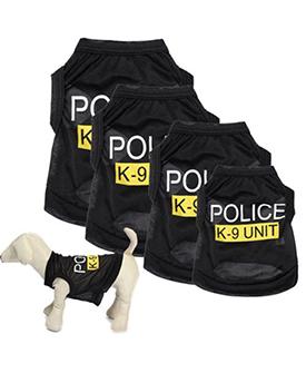 Police K-9 Dog Vest