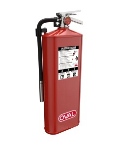 10 lb ABC Dry Chemical Fire Extinguisher (10HABC)