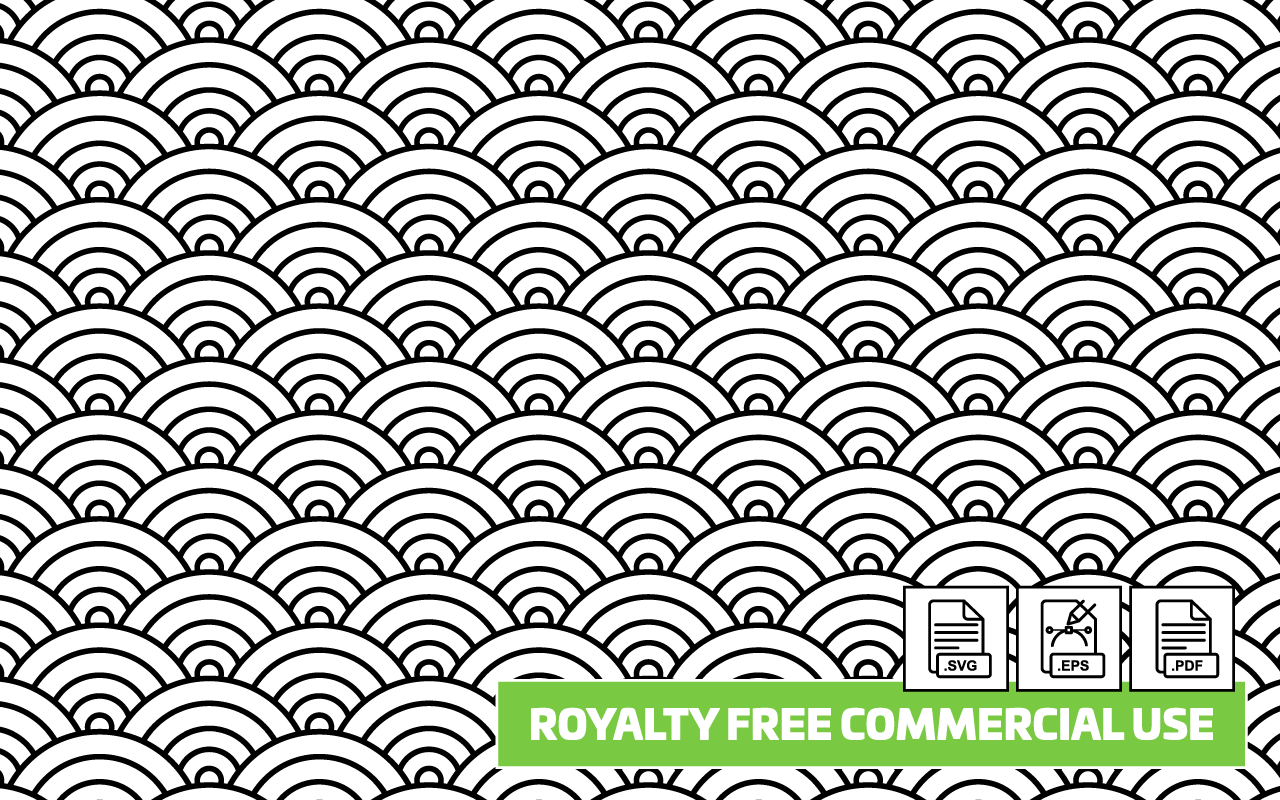 Seamless Vector Patterns Bundle - Royalty Free