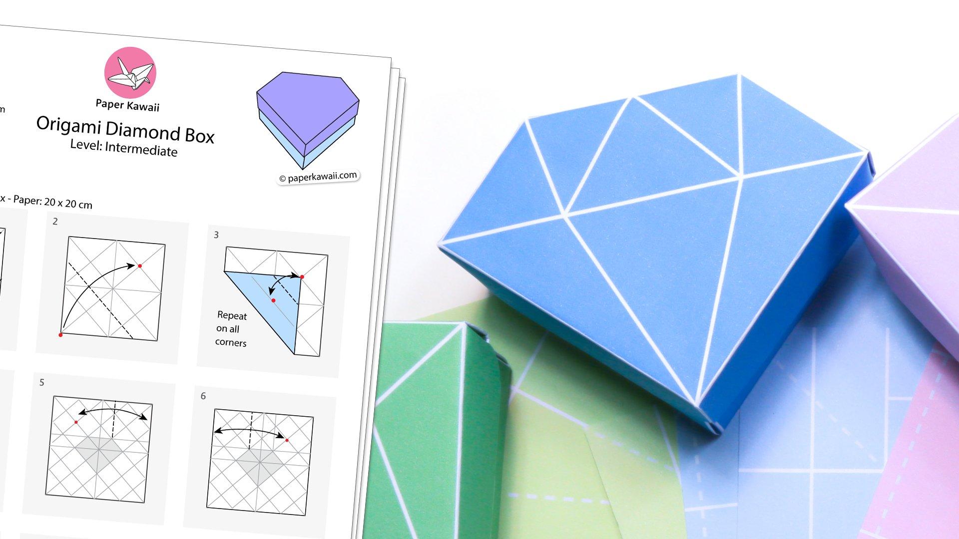 hight resolution of diagram of diamond
