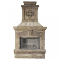 Belgard Elements :: Brighton Fireplace (36in. Gas) Top ...