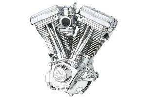 """Patrick Racing Billet: PR Complete 125"""" Evolution style motor"""