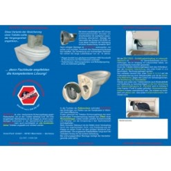 RATSTOP Anti Ratten-Schutzklappe für Ratten