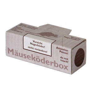 Nagerbox Maus ohne Fenster