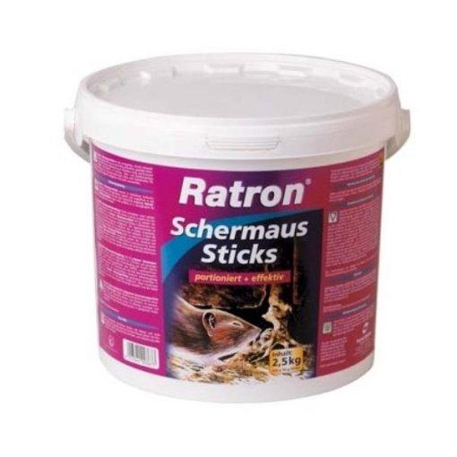 Ratron Schermaus Stick 250 x 10g gegen Wühlmäuse !!FB!!