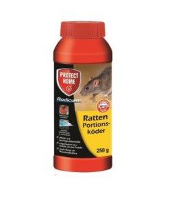 Rodicum Ratten Portionsköder 250 g