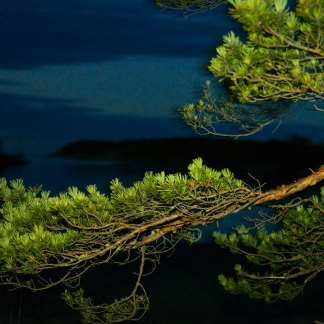 At Night: Swedish Summer - Peter Lindberg Photography