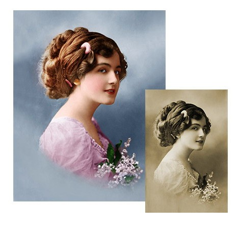 Photo Copying and Restoration
