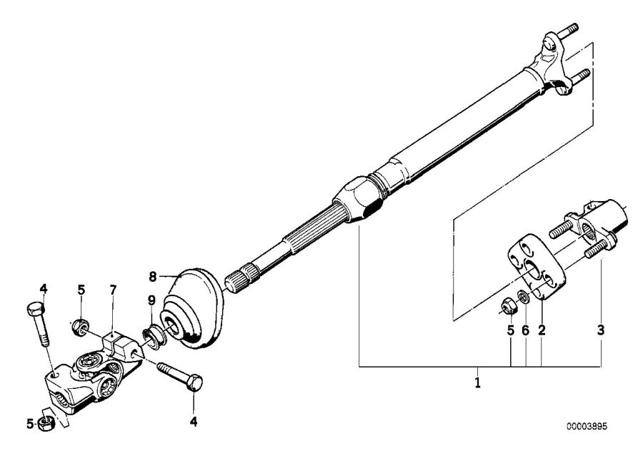 [DIAGRAM] Bmw E23 733i Wiring Diagram 1982 1986 FULL