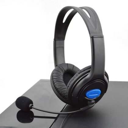 Wired Gaming Headset Headphones For PS4 Playstation...