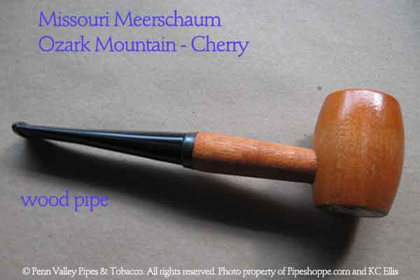 ozark mountain cherry pipe