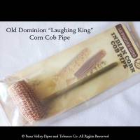 Old Dominion Laughing King Corn Cob Pipe - Penn Valley Pipes