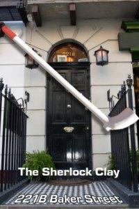 The Sherlock English Tavern Pipe