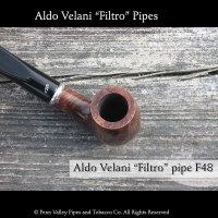 Aldo Velani Filtro pipe