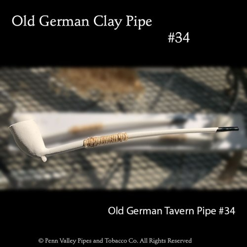 OLD GERMAN #34 at Pipeshoppe.com