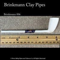 Brinkmann clay tobacco pipes at Pipeshoppe.com